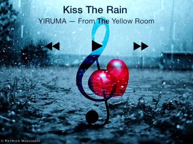 Capturing Movement Music Love OpenEdit EyeEm Nature Lover Rain Enjoying Life Song Kiss Yiruma