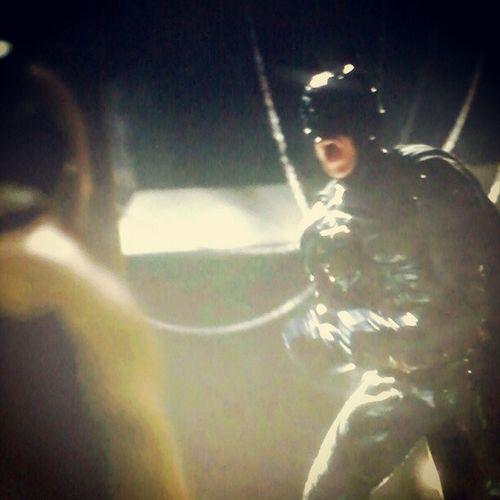 Quebra ele Bane! DkR Batman Bane