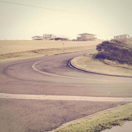 Coming down this hill on a longboard is sick as (^_^) First Eyeem Photo