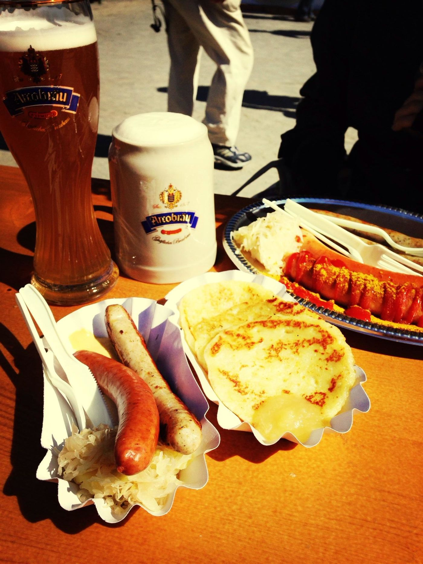 Deutschland's festival :) Enjoying Life Hello World