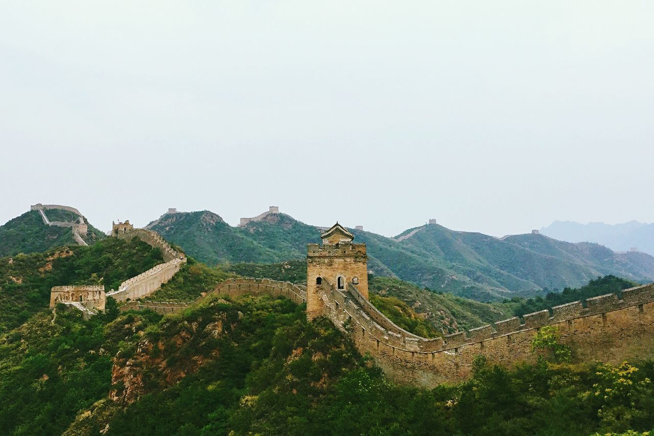 Chinese Wall Jinshanling Travel Travel Photography Tranquility Wonders Of The World Architecture Medieval Jin Shan Ling Places To See Before You Die Places To Visit Long Journey Journey
