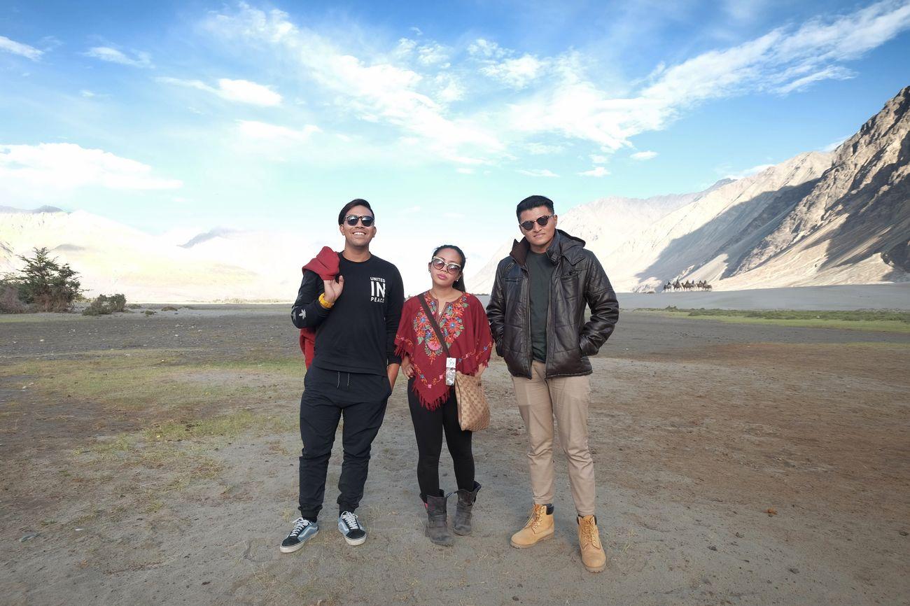 Leh Ladakh.. LehLadakh Leh Ladakh India NubraValley