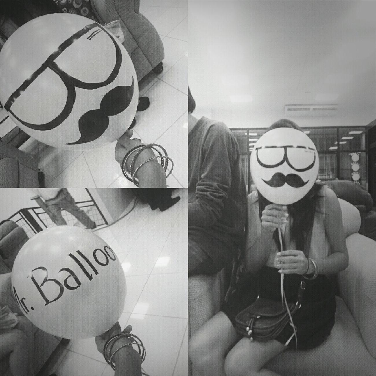 Mr. Ballon ;D