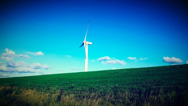 Wind Turbine Windmill Landscape Sky Wind Power Alternative Energy EyeEm Best Shots EyeEm Best Shots - Nature Beautiful Nature EyeEm The Best Shots Nature Photography EyeEmBestPics Nature_collection Awesome_shots Awesome_nature_shots Eye4photography  Low Angle View Naturephotography Naturelovers Close-up Eyeemphotography Tranquil Scene Scenics Sky_collection Skyporn