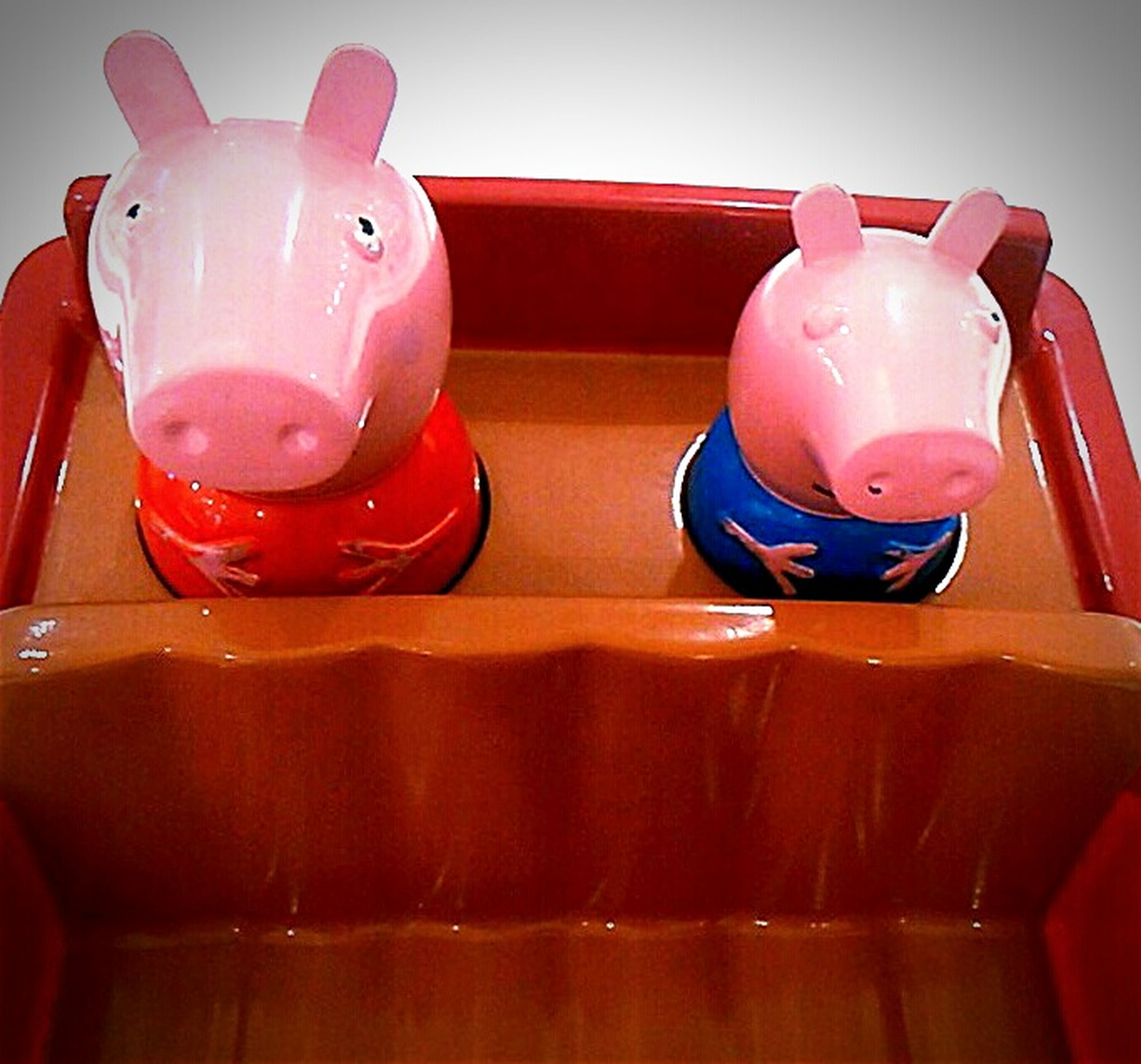 Peppapig Peppa Pig Streetphoto In Colour Peppa Pig, Scarier In Real Life! Two Cozy Pigs  Hanging Out With Peppa Pig Peppa Pig Said Their Would Be Days Like This He Likes Peppa Pig 🐽 Taking Photos Honey, I Shrunk The Kids