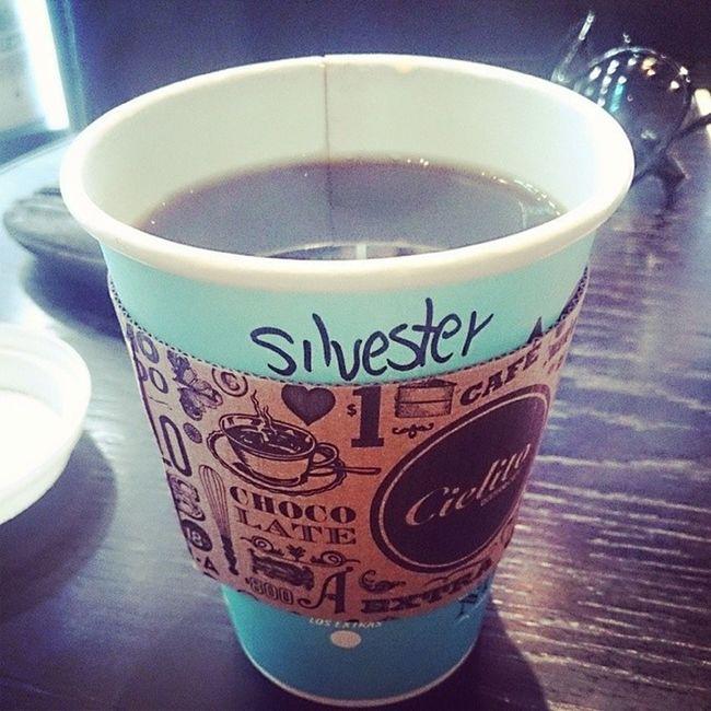 I thought sebastian ws easy enough to understand for mexican!! Cielito Cafe ?Coffee Sebastian sebastien nombre name mexicocity mexico