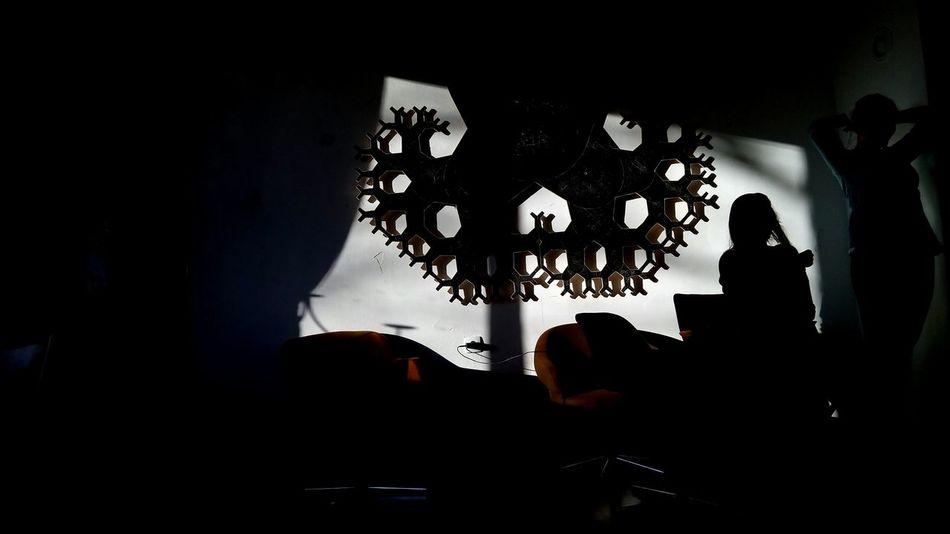 Baobab Light And Shadow Tree Art Dramaclub Shadow
