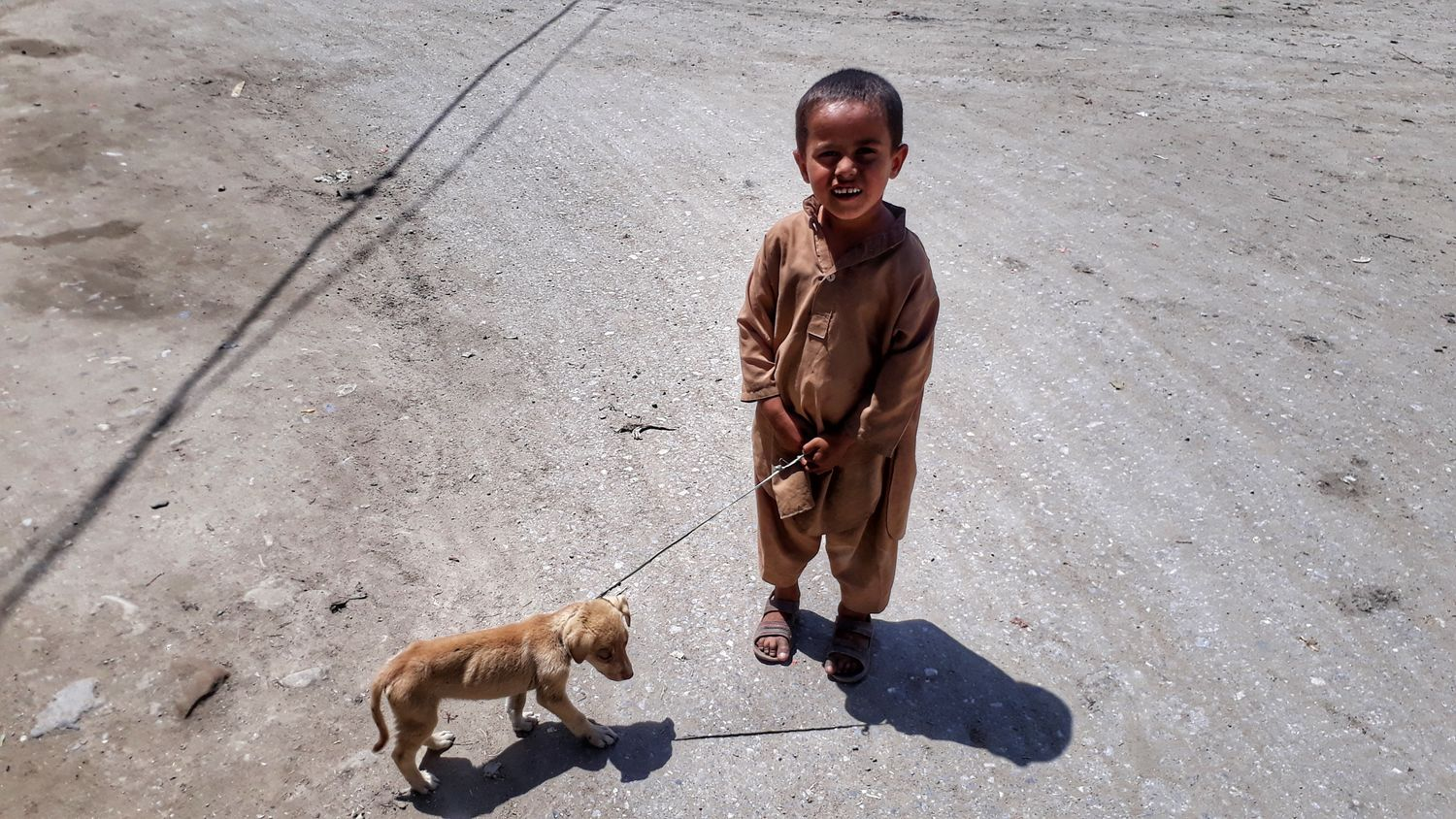 TCPM Full Length One Man Only Only Men Adult One Animal Pets Outdoors Mammal Domestic Animals Men Day One Person Dog Portrait Young Adult Art Is Everywhere Dogs Dog And Kid No Filter Simple Photography SIMPLYHDR Simplicity Is Beauty. Heart Touching  Panta Magazine