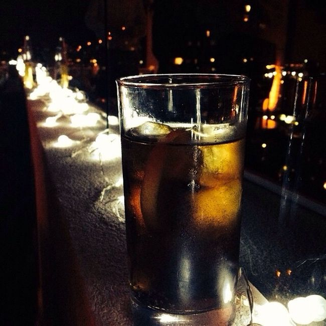 Piscolaaa! Drinking Light Up Your Life Piscola Drinks