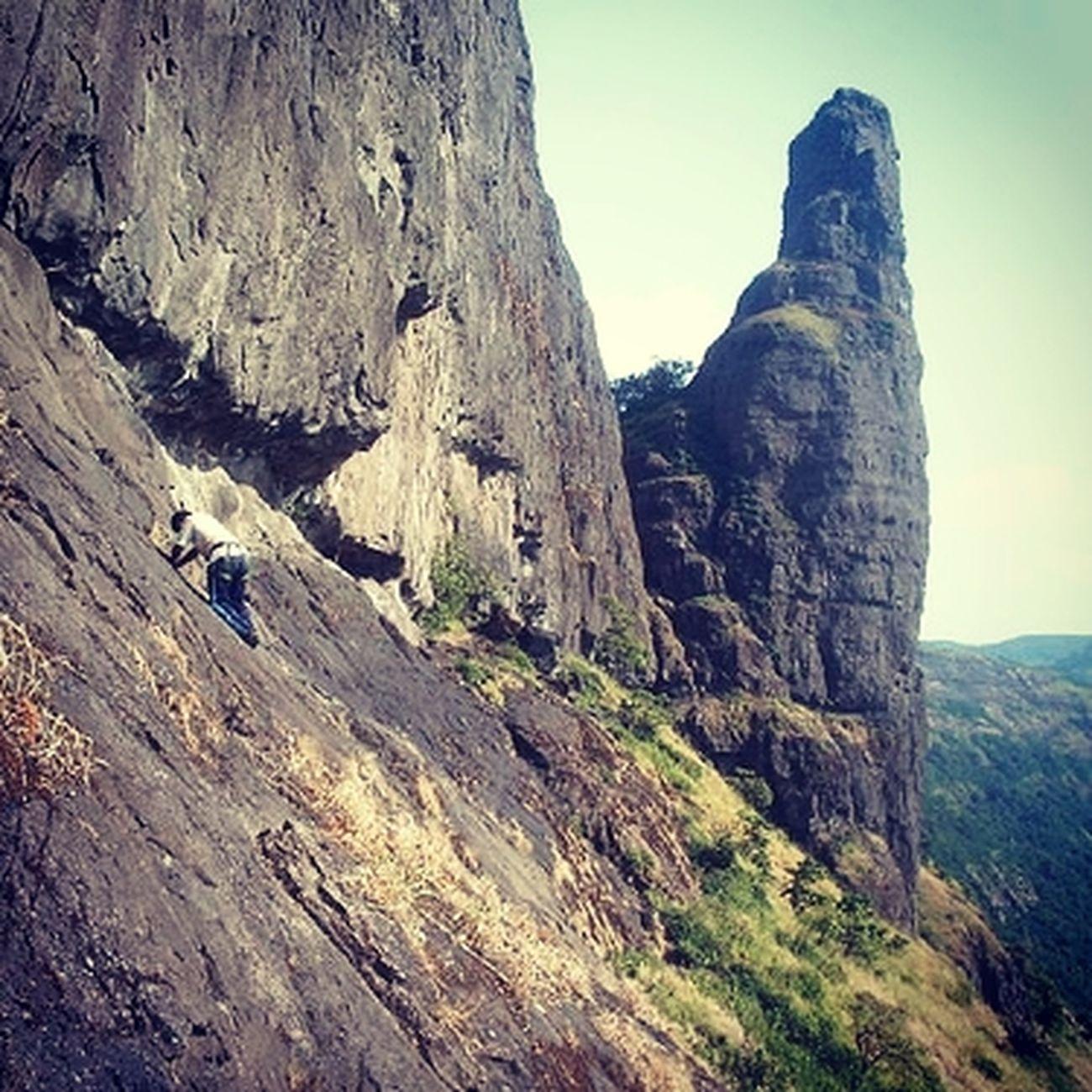 Kalakray!!! Trekking Sahanyadri Amazing Experience