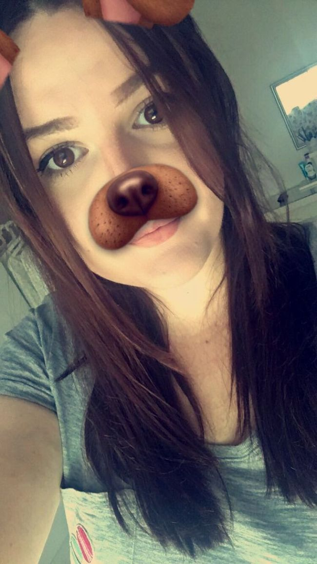 Selfie ✌ Dogfilter Iphonesia German Hey✌ Self Portrait Germany Love Poland Enjoying Life Like4like Myself Snapchat lifewithlorena Iphoneonly Lovely Hanging Out Snapchat Me lifewithlorena Snapchatme lifewithlorena Nice Photo Ootd Home POTD Girl Hello