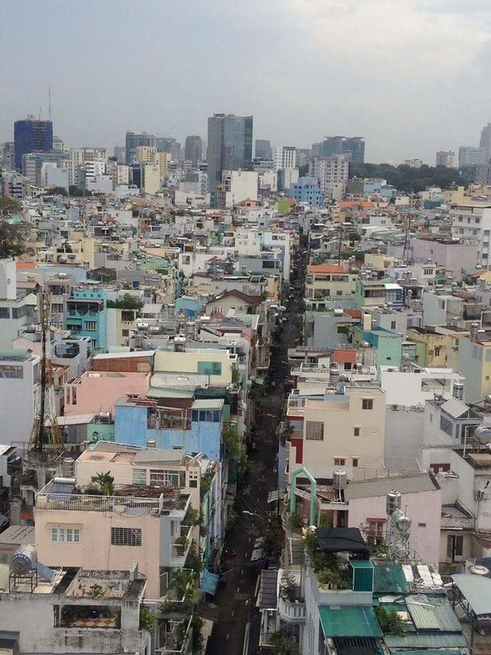 Saigon, Vietnam Cityscape Architecture Urban Skyline Sky Travel Destinations Crowded Check This Out Hello World Fine Art Photography Day City Life Building Exterior Lifeofadventure Different Cultures Different Worlds DifferentColors Traveling The World Explore The World Yo ASIA
