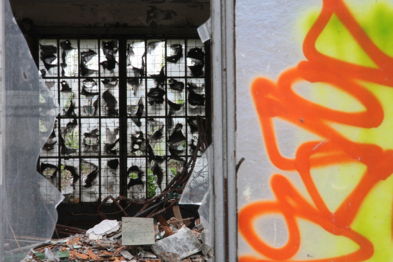 Broken Glass Factory Glass Graffiti Ruins Ruins_photography Urban Archeology Windows
