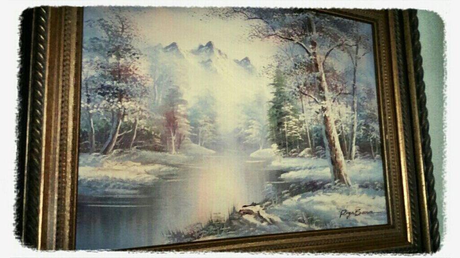 Invierno pictórico