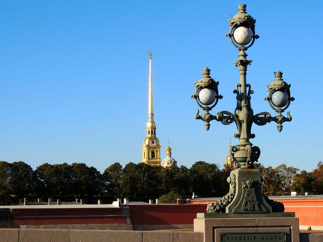 Best City In The World Best Place On Earth Your Design Story Sankt-peterburg Troickii Bridge Petropavlovskayafortress River Neva Wonderful Great Atmosphere Architecture