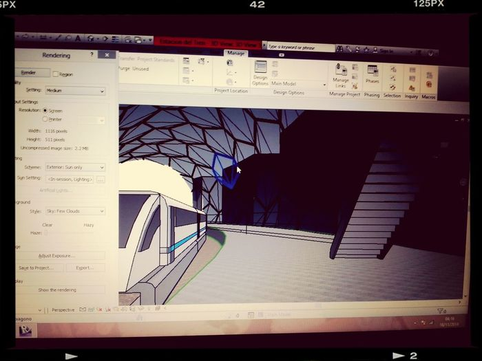 Transforma Estudio Rendering Modelado 3D Working Trabajando