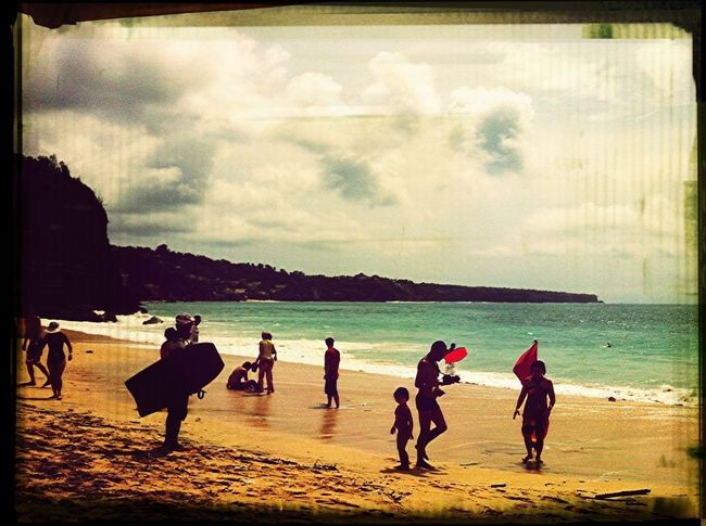 Cloud And Sky At Bali