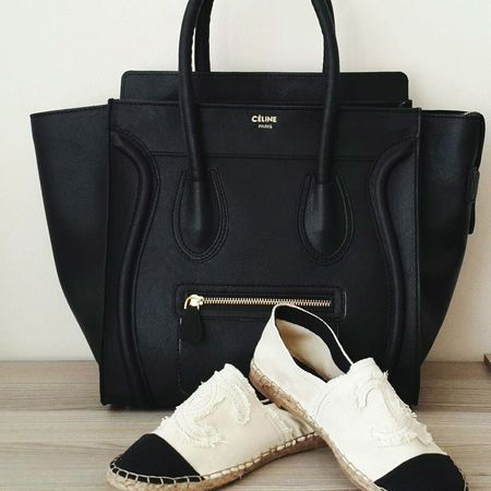 Celinebag My New Bag Enjoying Life Fashionable Bestphotooftheday Motd FOTD Glamourshoppingweek
