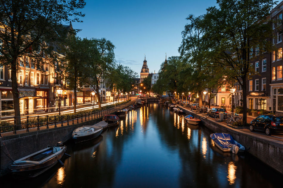 Beautiful stock photos of amsterdam, Amsterdam, Architecture, Boat, Building