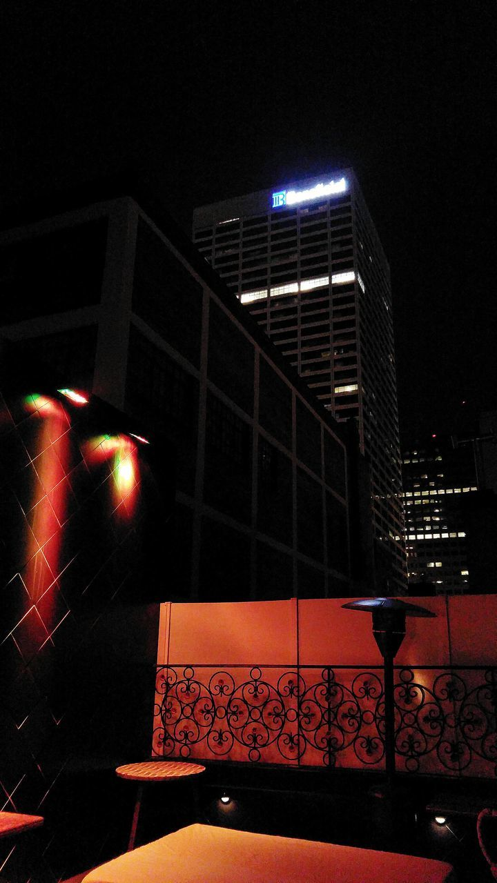 illuminated, night, no people, architecture, indoors