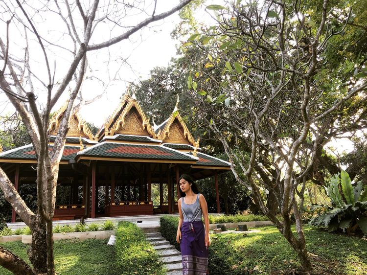 Love traditional culture Love Traditional Culture Architecture Ayutthaya Building Exterior Thailand Mlife Makemyday Travel Experience Mood Beautiful History Goodday Happy Photography Lifestyles