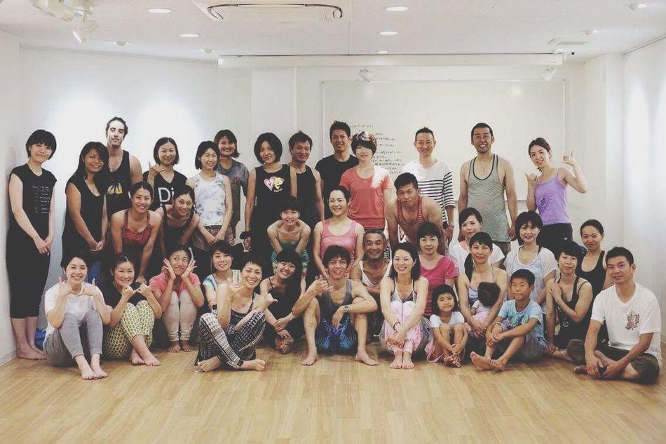 華麗なるアシュタンガ@ たかちゃん健康研究所 30名以上の方々にご参加いただきました!namaste☆ Ashtangayoga Yoga Space Siddhi アシュタンガヨガ 華麗なるアシュタンガ ハーフプライマリー ワークショップ