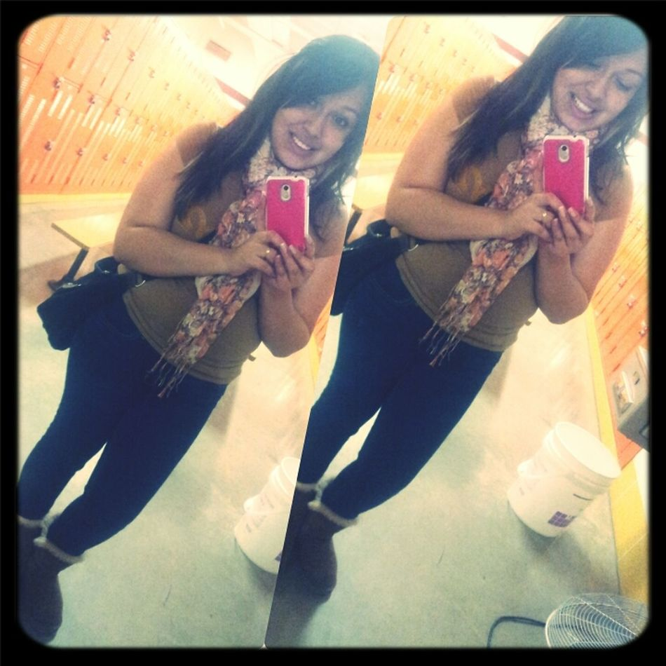 Day At School :)