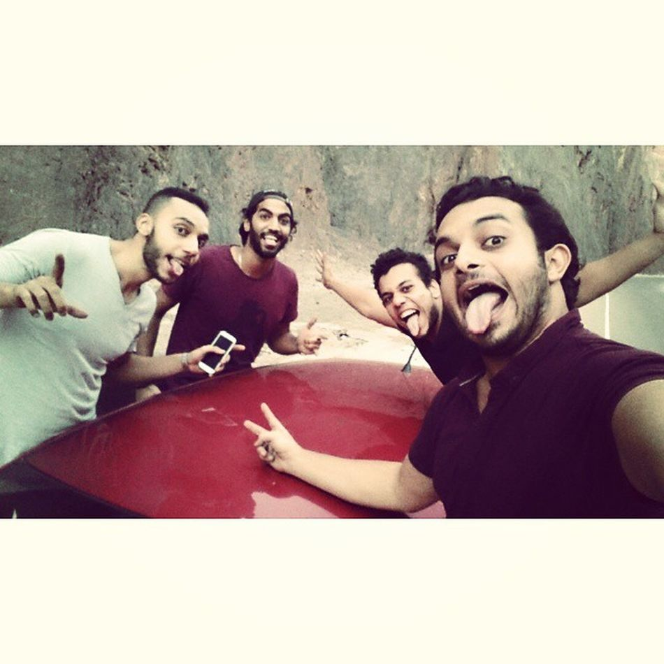 Rawa2an Rasshetan M3gna Peace roadtrip car crazy friends fun frhda