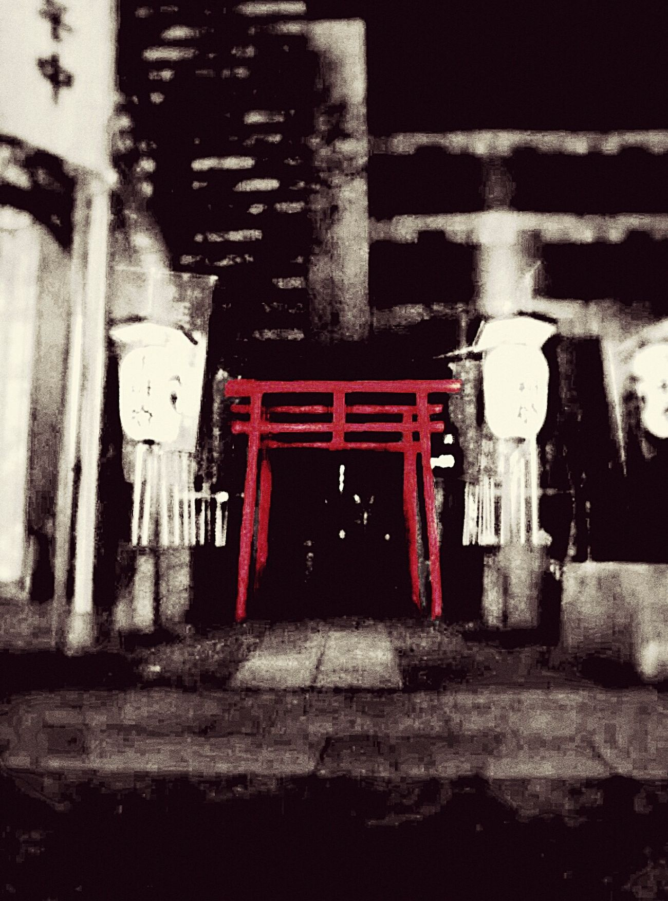 Jinja Oinarisan Japan Photography Tokyo Night Take A Walk Taking Photos