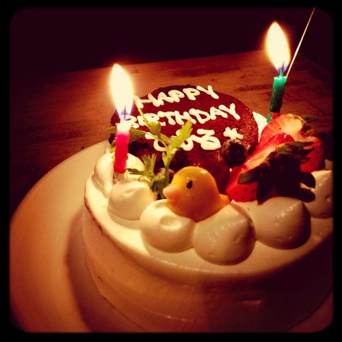 happy birth day◎