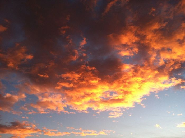 Beauty In Nature Sky Cloud - Sky Scenics Nature Sunset EyeEmNewHere Tranquil Scene Tranquility Idyllic Backgrounds Dramatic Sky No People Sky Only Outdoors Day Arizona Peace Desert Sunset Tranquility Beauty In Nature Reflection Apache Junction Love Peace EyeEmNewHere