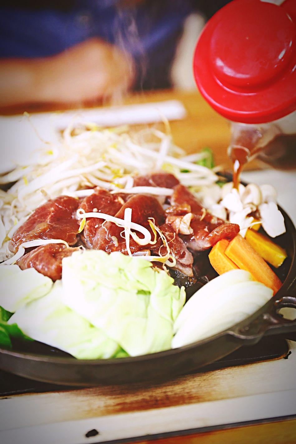 ちょーうまいっ! Enjoying Life Food Foodphotography Eating ジンギスカン