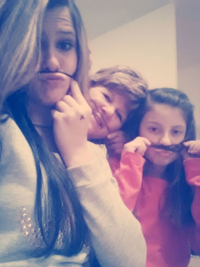 Me, My Aunt, And Cousin Olivia ♡♥