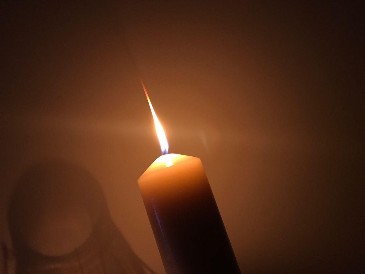 Flame Candle Burning