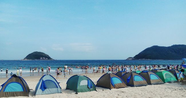 Starting A Trip Sea Side Camping Trip! Fail ✌ Just Because Raining Again