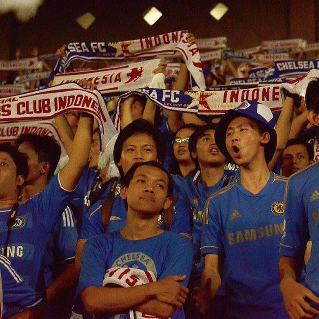 ThisIsCISC Chelsea Cisc Asiatour indonesia cfctour