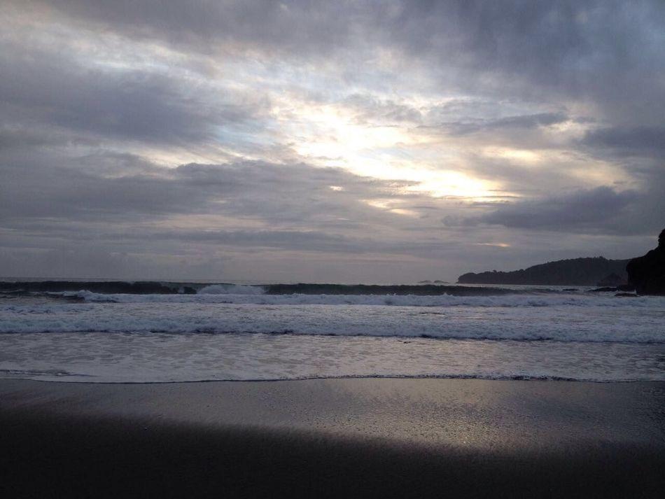 Playa Rocoto. Hualpén, Concepción. Región del Biobio.Chile. Playa Beach Naturaleza Nature Paisaje Landscape Atardecer Sunset Rocoto Concepción Chile First Eyeem Photo
