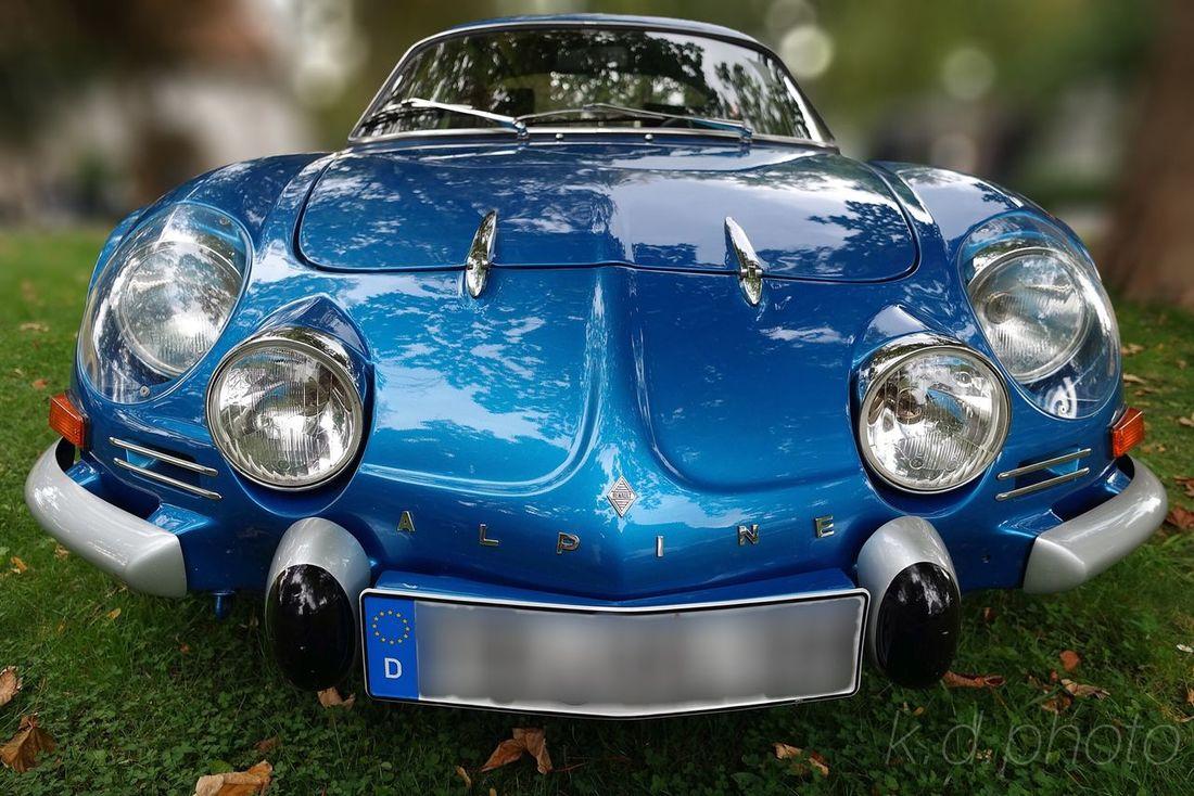Renault Alpine ... Cars Classic Car Oldtimer Tadaa Masking