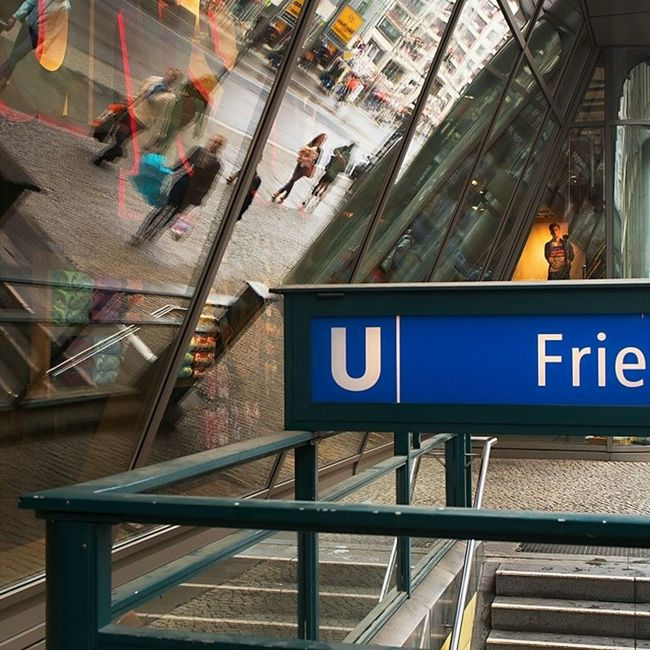 Friedrichstrasse Berlinmitte