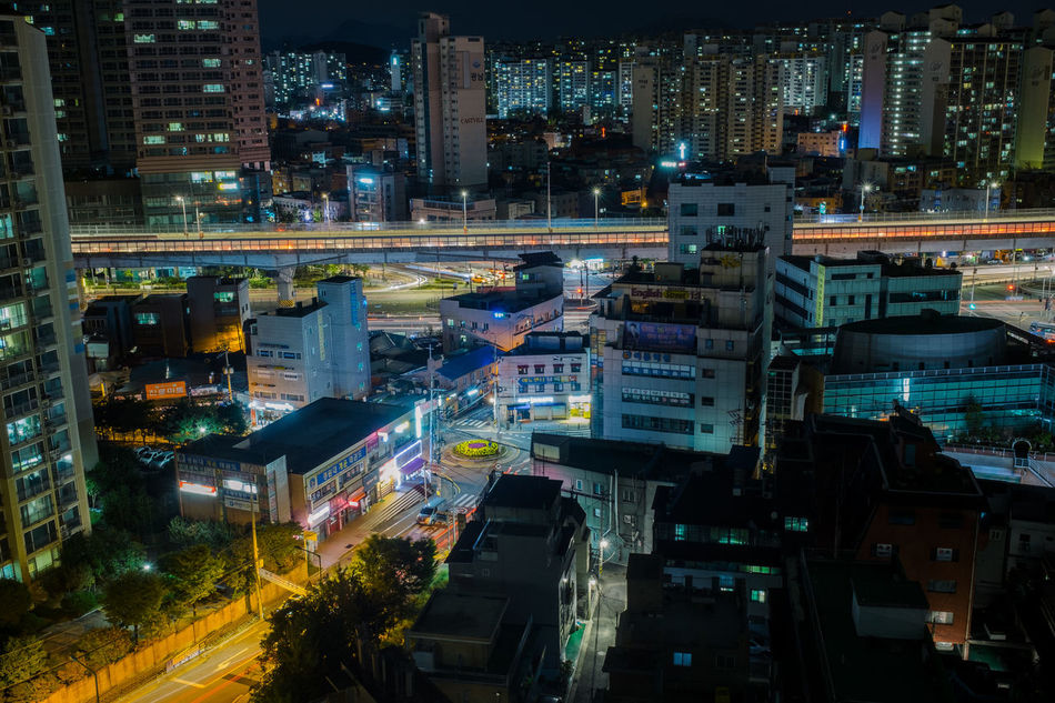 Beautiful stock photos of seoul, Architecture, Bridge - Man Made Structure, Building Exterior, Built Structure