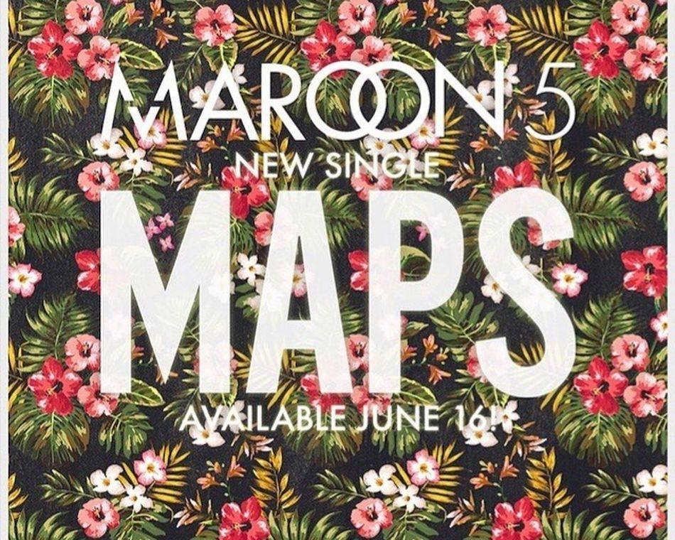 Maroon 5 First Eyeem Photo