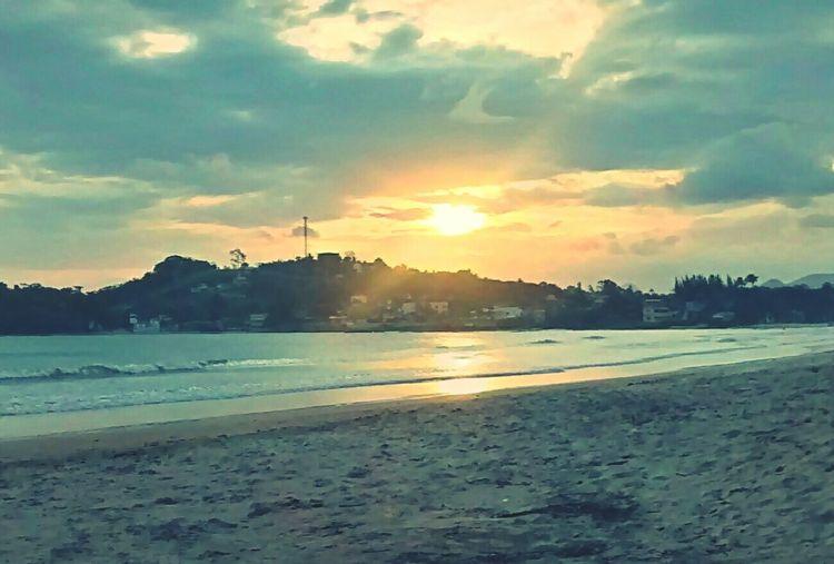 Sunset Peace Sun Clouds And Sky
