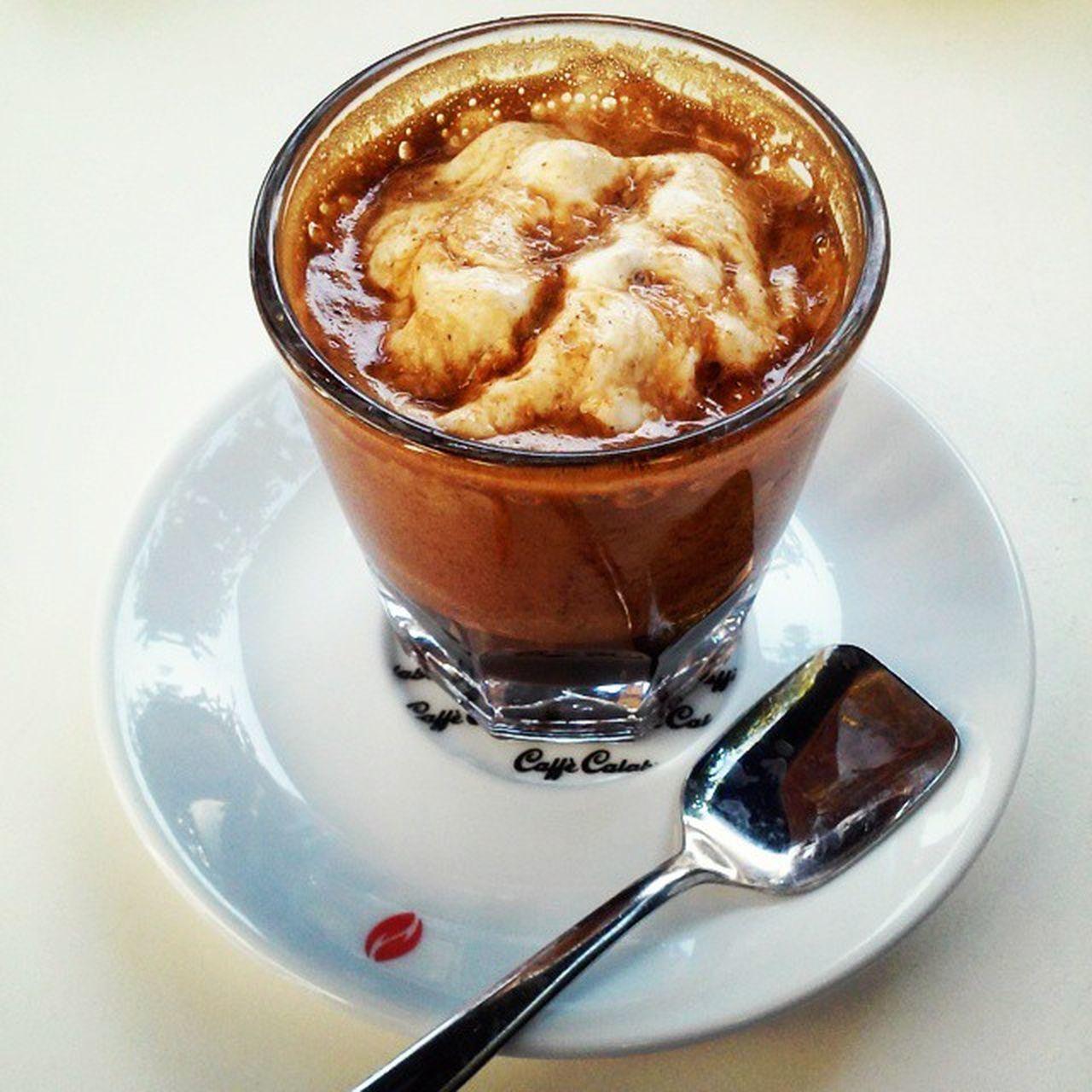 Doppio Espresso Con Panna Caffecalabria Doppioconpanna Sandiego Northpark
