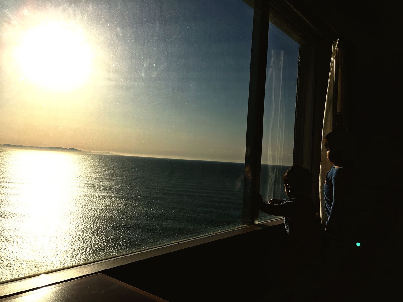 Traveling Morning Sun Morning Sea Sea And Sky Seaandsun Brother Hayato Takumi Beautiful Ocean View