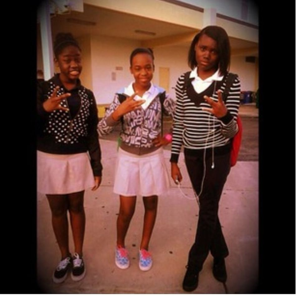 - Me , Sisterr & Ma Notebook Love Themm Wif Everythingg <3 .