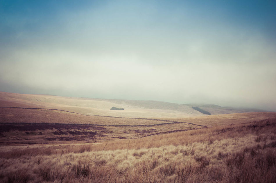 Beauty In Nature Day Landscape Mountain Nature No People Outdoors Pen-y-ghent Remote Scenics Sky Three Peaks Tranquil Scene Tranquility Yorkshire Dales Yorkshire Three Peaks