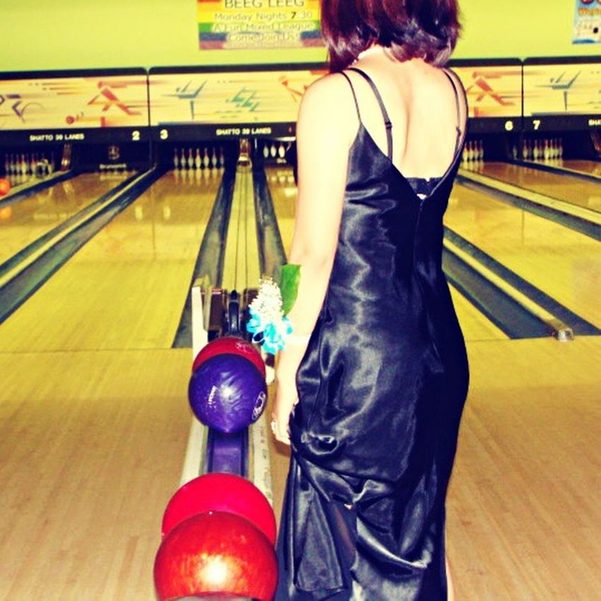 Prom 2010 Bowling Prom Behappy Life