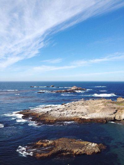 Ocean Ocean View Hiking California