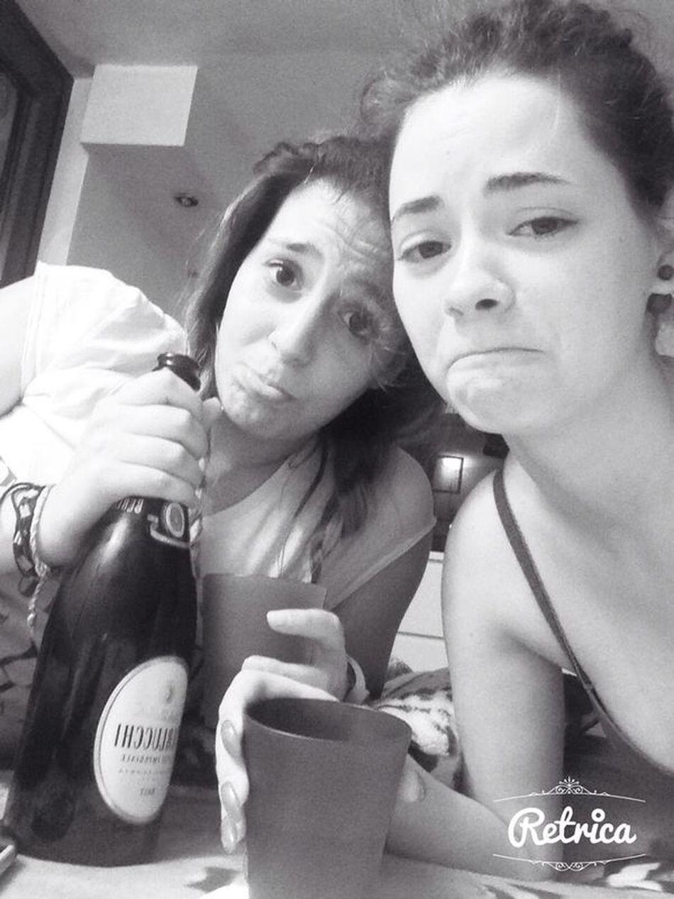 Pine Sadness Alcool  Prosecco O'clock