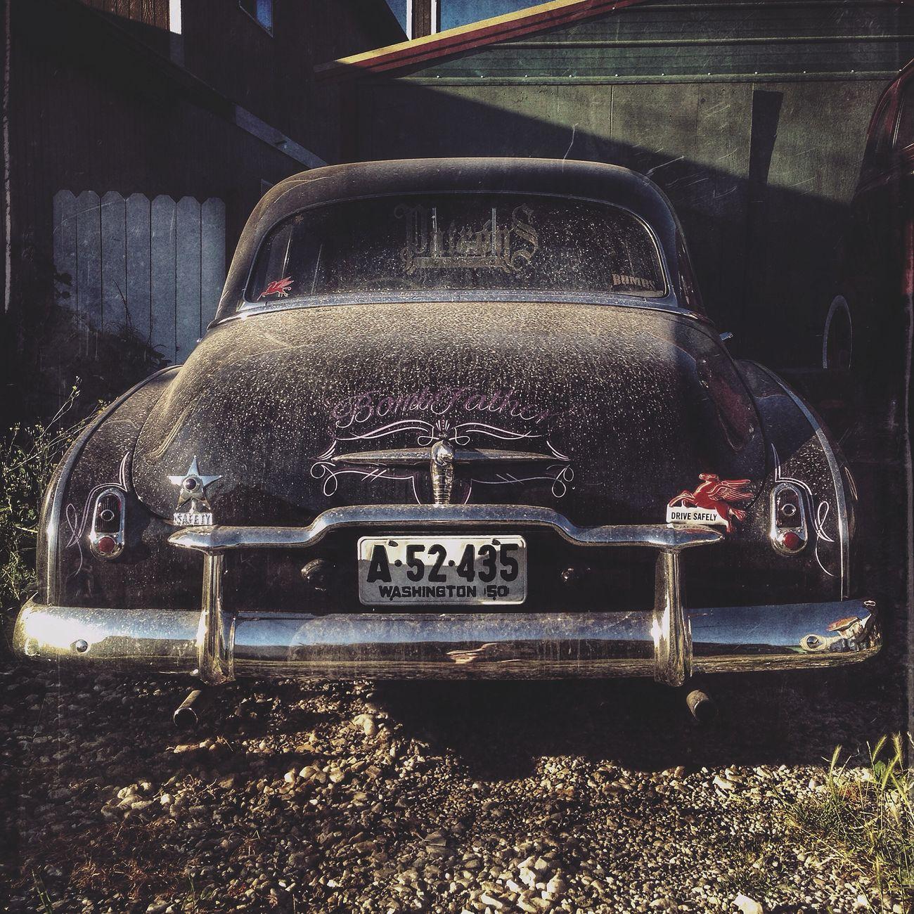 Bombfather Classic Car
